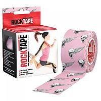 [해외]ROCK TAPE Standard 5cmx5m Kinesiology Tape 3138294951 Pink / Black