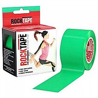 [해외]ROCK TAPE Standard 5cmx5m Kinesiology Tape 3138294957 Verde