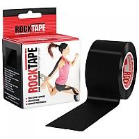 [해외]ROCK TAPE Standard H2O Intl 5cmx5m Kinesiology Tape 3138294961 Black
