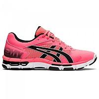 [해외]아식스 Gel Netburner Academy 8 Shoes 3138131568 Blazing Coral / Black