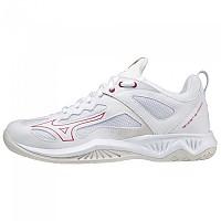 [해외]미즈노 Ghost Shadow Shoes 3138140620 White / Persian Red / White Sand
