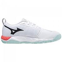 [해외]미즈노 Wave Supersonic 2 Shoes 3138140643 White / Black / Clearwater
