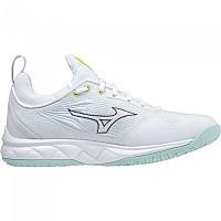 [해외]미즈노 Wave Luminous 2 Shoes 3138140645 White / Obsidian / Cayenne