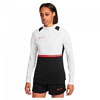 [해외]나이키 Dri Fit Academy Drill Long Sleeve T-Shirt 3138251407 Black / Black / Bright Crimson