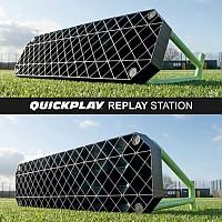 [해외]QUICKPLAY Replay Station 3137593352 Black / Green