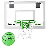 [해외]SKLZ Pro Mini Hoop Midnight Basketball Basket 3138294979 White / Verde