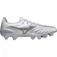 [해외]미즈노 Morelia Neo III Beta Elite Mix Football Boots 3138140703 Silver / Black / Cool Gray