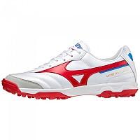 [해외]미즈노 Morelia Sala Classic TF Football Boots 3138140740 White / High Risk Red