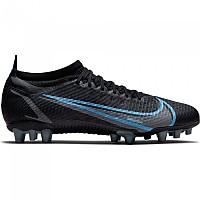 [해외]나이키 Mercurial Vapor XIV Pro AG Football Boots 3138253363 Black / Black-Iron Grey