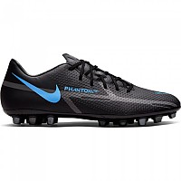 [해외]나이키 Phantom GT2 Academy AG Football Boots 3138253598 Black / Black-Iron Grey