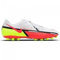 [해외]나이키 Phantom GT2 Academy AG Football Boots 3138253600 White / Bright Crimson-Volt