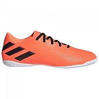 [해외]아디다스 Nemeziz 19.4 IN Indoor Football Shoes Refurbished 3138288132 Signal Coral / Core Black / Solar Red