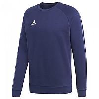 [해외]아디다스 Core 18 Sweatshirt Refurbished 3138293420 Dark Blue / White
