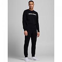 [해외]잭앤존스 Lounge Pyjama Black / Detail Black