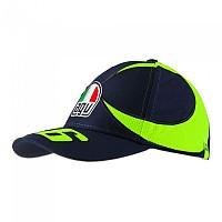 [해외]VR46 Valentino Rossi 20 Cap Kid 4138200199 Blue