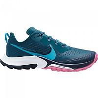 [해외]나이키 Air Zoom Terra Kiger 7 Trail Running Shoes 4138128559 Dark Teal Green / Turquoise Blue