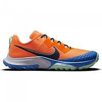 [해외]나이키 Air Zoom Terra Kiger 7 Trail Running Shoes 4138128562 Total Orange / Obsidian / Signal Blue