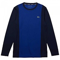 [해외]라코스테 Sport TH7221 Boy T-shirt 15138259689 Cosmic / Marine-Marine-Bl