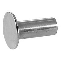 [해외]브룩스 ENGLAND 6/16 8.75 mm Solid Rivet 1138308139 Silver