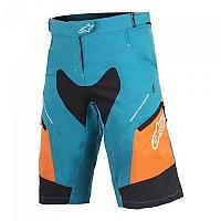 [해외]알파인스타 Stella Drop Shorts 1138308117 Royal Blue / Black / Orange