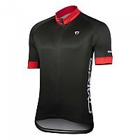 [해외]브리코 Zampillo Short Sleeve Jersey 1136492372 Black / Red