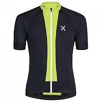 [해외]몬츄라 Up Short Sleeve Jersey 1137555777 Black / Lime Green
