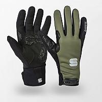 [해외]스포츠풀 Essential 2 Windstopper Long Gloves 1138205732 Beetle Black