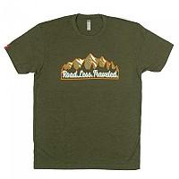 [해외]NINER RLT Short Sleeve T-Shirt 1138308173 Military Green
