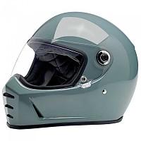 [해외]빌트웰 Lane Splitter Full Face Helmet 9138273141 Gloss Grey