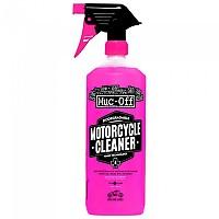 [해외]MUC OFF Motorcycle Cleaner With Diffuser 1L 9138307561 Black