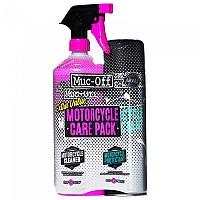[해외]MUC OFF Protector And Cleaner 9138307568 Black / Pink
