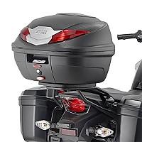 [해외]GIVI Monolock Top Case Rear Rack Honda CB 125F Refurbished 9138317607 Black