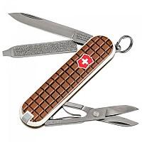 [해외]빅토리녹스 Classic 4137863256 Chocolate