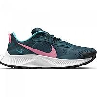 [해외]나이키 Pegasus Trail 3 Trail Running Shoes 4138126041 Dark Teal Green / Pink Glow / Armory Navy