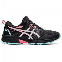 [해외]아식스 Gel-Venture 8 Trail Running Shoes 4138131626 Black / Clear Blue