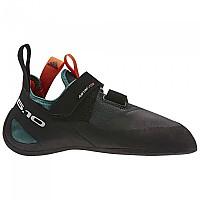 [해외]파이브텐 5.10 Asym Climbing Shoes Refurbished 4138317632 Active Green / Core Black / Active Orange