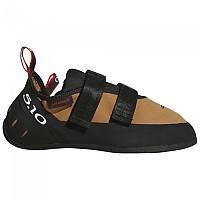 [해외]파이브텐 5.10 Anasazi VCS Climbing Shoes Refurbished 4138317692 Raw Desert / Core Black / Red