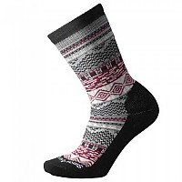 [해외]스마트울 Dazzling Wonderland Crew Socks 4138211657 Black
