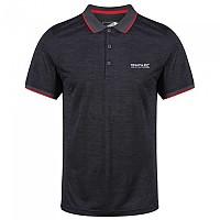 [해외]레가타 Remex II Short Sleeve Polo Shirt 4137029295 Seal Grey