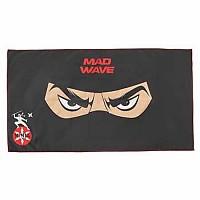 [해외]매드웨이브 Ninja Towel 3138317844 Black
