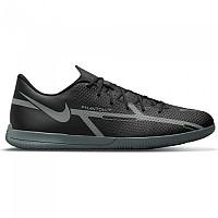 [해외]나이키 Phantom GT2 Club IC Indoor Football Shoes 3138253641 Black / Iron Grey-Mtlc Bomber Gry