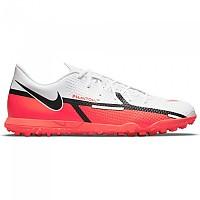 [해외]나이키 Phantom GT2 Club TF Football Boots 3138253647 White / Bright Crimson-Volt-Black