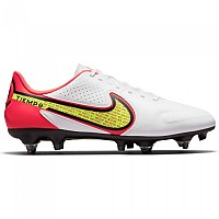 [해외]나이키 Tiempo Legend IX Academy SG Football Boots 3138254610 White / Volt-Bright Crimson