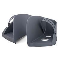 [해외]Polisport Footrest For Bilby 1138312792 Silver