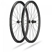 [해외]스페셜라이즈드 Roval Terra CL Disc Tubeless Road Wheel Set 1138126393 Satin Carbon / Satin Charcoal