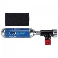 [해외]BBB CO2 EasyAir Kit 1138239500 Black