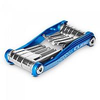 [해외]CUBE 12 In 1 Multi Tool 1138285042 Blue Chrome