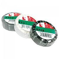 [해외]BONIN Pvc Insulation Tape Roll 10 Meters 1138304450 Grey