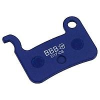 [해외]BBB DiscStop XTR/XT/LX Disc Brake Pads 1138239611 Blue