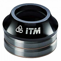 [해외]ITM Integrated Headset 46 mm 1138246488 Silver / Black
